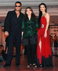 Fardeen Khan, Archana Kochhar and Diya Mirza at the promotion of