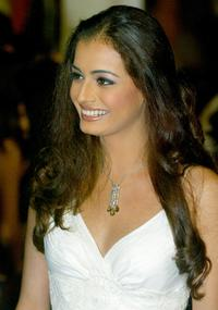 Diya Mirza at the Inaugural MTV IMMIES.