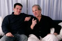 Danny Aiello and Kevin Jordan at the Toronto International Film Festival.