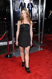 Leslea Fisher at the premiere of