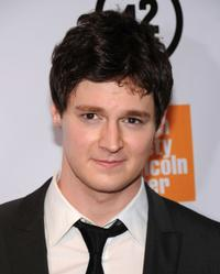 Benjamin Walker at the 37th Annual Chaplin Awards gala.