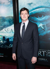 Benjamin Walker at the New York premiere of