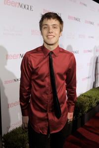 Matthew Fahey at the 8th Annual Teen Vogue Young Hollywood party.