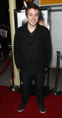 Matthew Fahey at the California premiere of