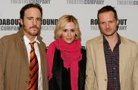 Patch Darragh, Sarah Paulson and Chandler Williams at the 2008 Roundabout Theatre Company.