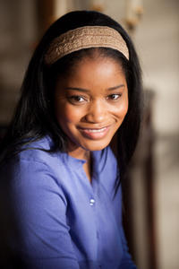 Keke Palmer as Olivia Hill in