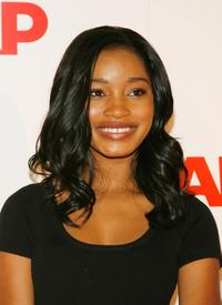 Keke Palmer at the Sixth Annual Movies For Grownups Awards.