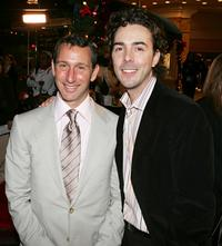 Shawn Levy and Adam Shankman at the Los Angeles premiere of