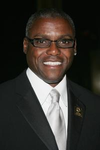 Carl Lewis at the Fashion Group International's 23rd Annual Night of Stars.