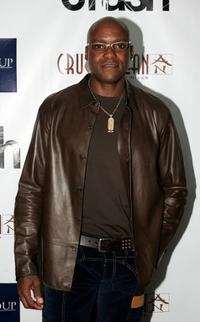Carl Lewis at the Yari Film Group