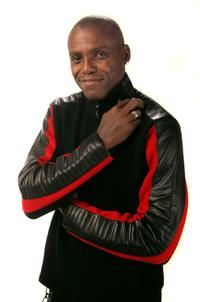 Carl Lewis at the 2007 Sundance Film Festival.