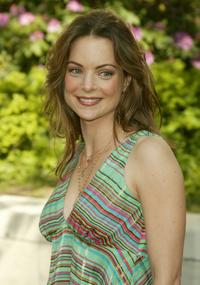 Kimberly Williams-Paisley at the ABC upfront.