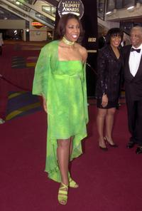 Dawnn Lewis at the 10th Annual Trumpet Awards.