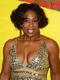 Dawnn Lewis at the Opening Night of