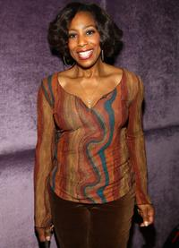 Dawnn Lewis at the party celebrating Chandra Wilson's debut in
