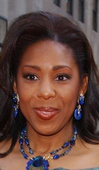 Dawnn Lewis at the NBC 75th Anniversary celebration.