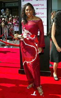 Dawnn Lewis at the 2004 Black Entertainment Awards.