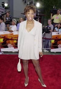 Dawnn Lewis at the premiere of