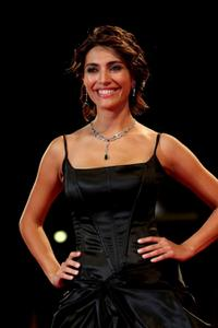 Caterina Murino at the premiere of