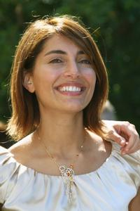 Caterina Murino at the 65th Venice Film Festival.