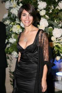 Caterina Murino at the Fondation Pour L'Enfance (Foundation For Childhood) Ball.