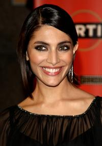 Caterina Murino at the Martini Premiere Awards ceremony.