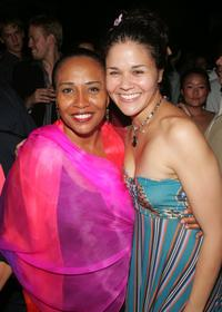 Jenifer Lewis and Alexandria Wailes at the after party of the premiere of