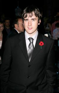 Matthew Lewis at the party of the premiere of