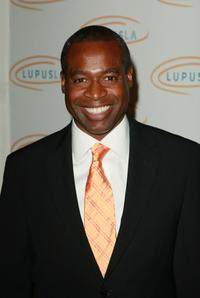 Phill Lewis at the Lupus LA's 2008 Orange Ball.