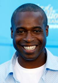Phill Lewis at the world premiere of