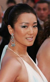 Gong Li at the 60th International Cannes Film Festival.