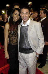 Jet Li at the L.A. premiere for