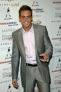 Carlos Ponce at the