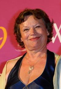 Ursula Werner at the premiere of