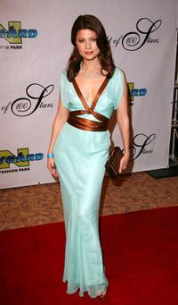 Natassia Malthe at the 17th Annual Night Of 100 Stars Oscar Gala.