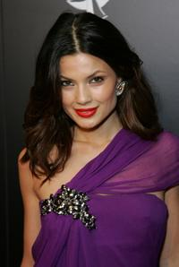 Natassia Malthe at the 1st Hollywood Domino Tournament.