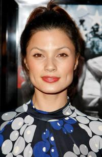 Natassia Malthe at the premiere of