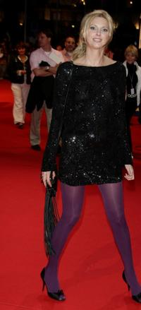 Frederique Bel at the premiere of