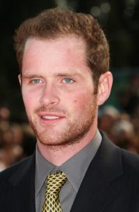 Patrick Carroll at the premiere of