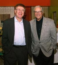 Steve Landesberg and Hal Linden at the