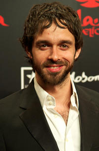 Alberto Amarilla at the Spain premiere of