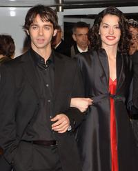 Alberto Amarilla and Maria Ruiz at the Goya Cinema Awards 2006.