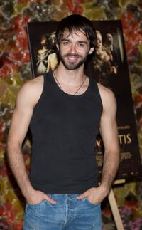 Alberto Amarilla at the photocall of