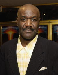 Delroy Lindo at the L.A. premiere of