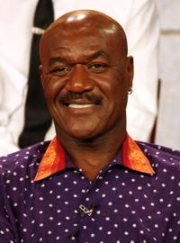 Delroy Lindo at the 2006 Summer Television Critics Association Press Tour in Pasadena, CA.