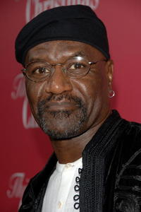Delroy Lindo at the Hollywood premiere of