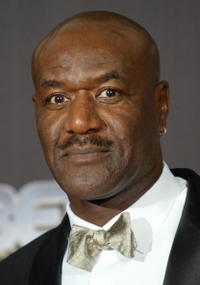 Delroy Lindo at the BET 25th Anniversary Show in L.A.