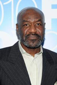 Delroy Lindo at the 2010 Fox Upfront after party.