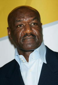 Delroy Lindo at the NBC Primetime Preview 2006-2007.