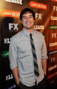 Mark Duplassat the premiere screening of